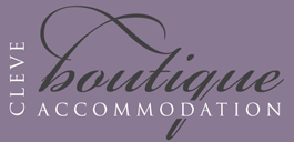 Luxury Accommodation in Cleve - Cleve Boutique Accommodation